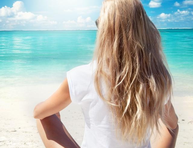 Instant Beach Hair