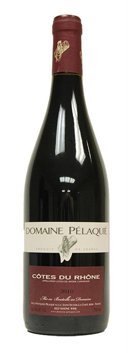 Wine of the Week-2012 Domaine Pealquie Cotes Du Rhone