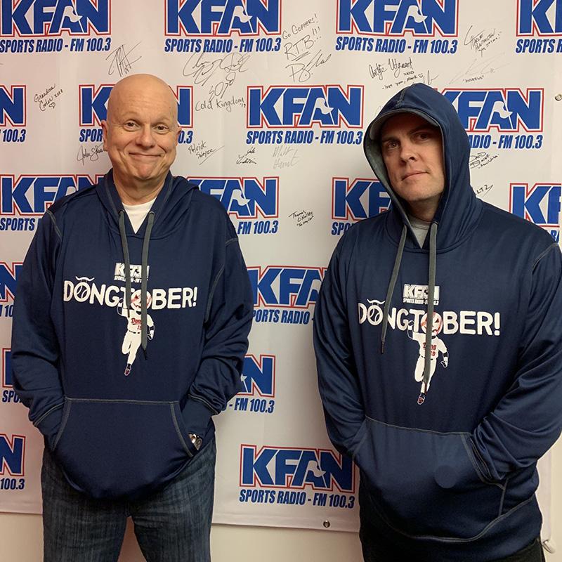 KFAN Dongtober Sweatshirts