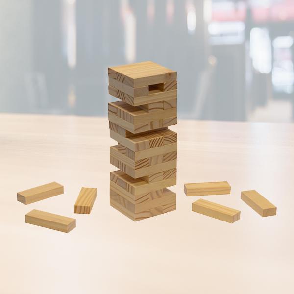 Tumbler Tower Game