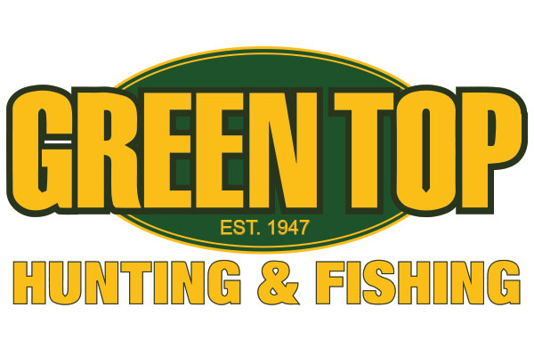 Select firearms on sale this week for Green top hunt fish