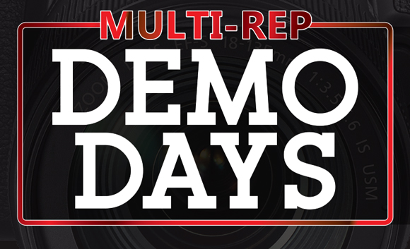 Multi-Rep Demo Days @ Houston Camera Exchange | Houston | Texas | United States
