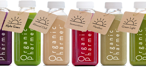 Drinks - Infused Cold-Pressed, Protein Shakes, Smoothies, Shots, Almond Milk Infusion, Other Juices