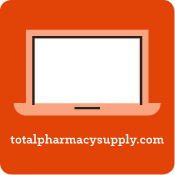 Order online at totalpharmacysupply.com